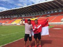 Cabor Renang dan Atletik Jadi Tambang Emas Indonesia di ASG 2016