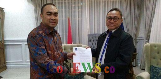 DPP PAN Segera Verifikasi Usulan Pimpinan DPRD Kabupaten/Kota se-Riau