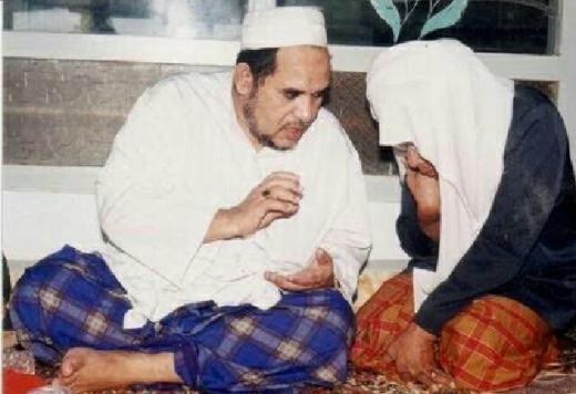 Inalillahi, Habib Jafar Ali Baharun Probolinggo Wafat