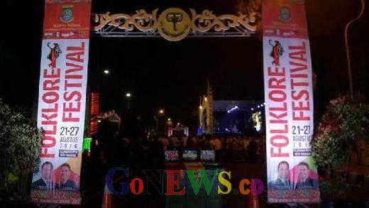 Gajah Tunggal Sponsori Tangerang International Folklore Festival 2016