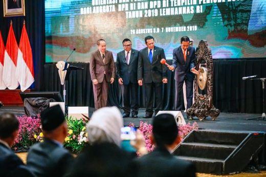 Oesman Sapta Minta DPD RI 2019-2024 Terus Perjuangkan Daerah