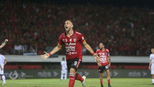 Belum Terkalahkan di Kandang, Bali United Tetap Pimpin Klasemen