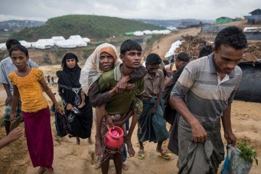 Pengungsi Rohingya Pilih Mati daripada Pulang ke Myanmar