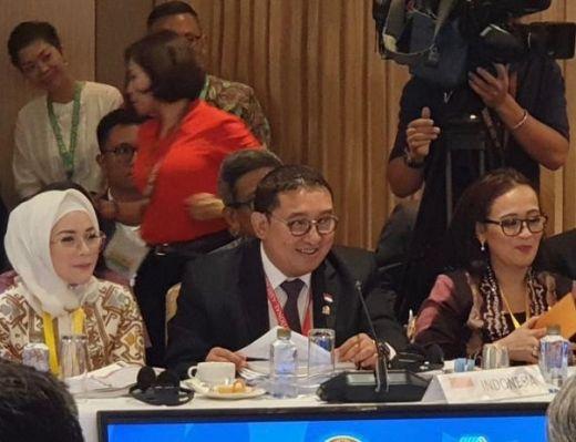 Tak Bahas Krisis Rohingya, Fadli Zon: Delegasi DPR RI Tolak Bentuk Komisi Politik AIPA ke 40