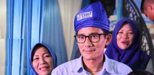 Tak Yakin Sandiaga Pindah ke PAN, Hendarsam: Beliau Lahir dari Gerindra