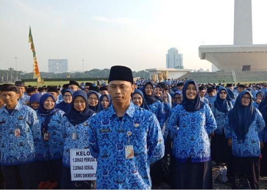 Tolak Ibukota Pindah, Hasil Survei IDM: Hampir Semua ASN Ngelawan Jokowi dan Pilih Pensiun Dini