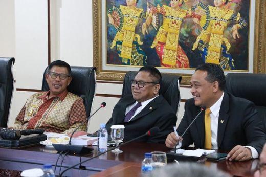 Oesman Sapta Desak Percepatan Penetapan Batas Wilayah Kabupaten Kayong Utara dan Ketapang