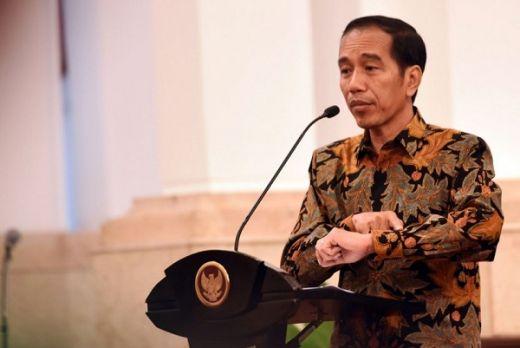 Singgung Soal Gaji, Jokowi: Pendapatan Anggota DPR Lebih Besar dari Presiden