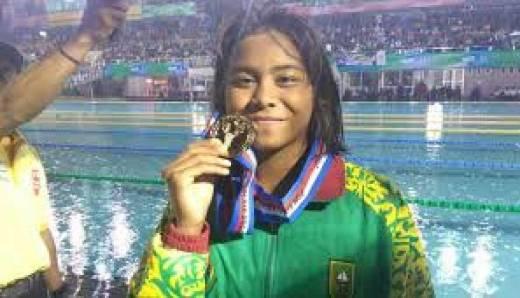Azzahra Raih 6 Medali, Berikut Daftar Lengkap Atlet Riau Penyumbang Medali di PON XIX Jabar