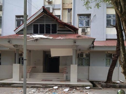 BREAKING NEWS: Gempa M 6.8 Guncang Wilayah Maluku