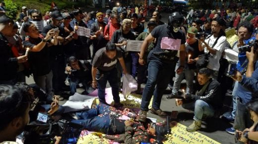 Kecam Kekerasan Terhadap Jurnalis, Wartawan Jakarta Desak Polisi Baca dan Pelajari UU Pers