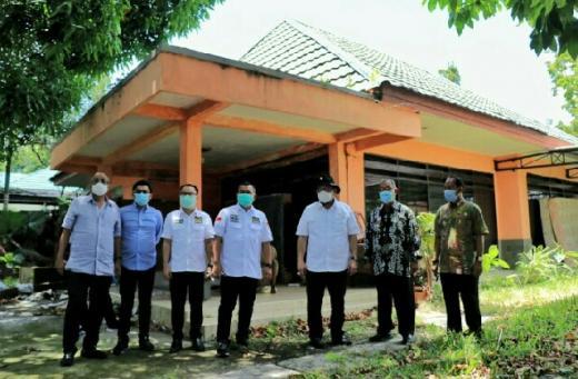 Ketua DPD Minta Pemda Parepare Ralisasikan Pembangunan Museum Habibie
