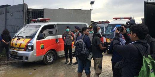 Korban Tewas Gudang Kembang Api Terbakar di Kosambi Bertambah 47 Orang, Ini Nama-namanya