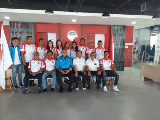 Timnas Ski Air Indonesia Diminta Konsentrasi Berikan Yang Terbaik