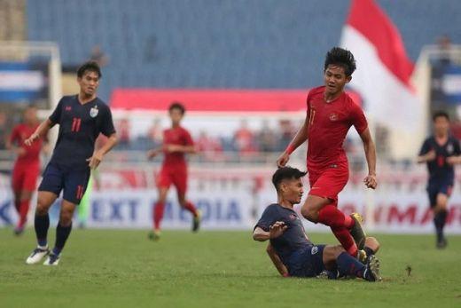 Libas Thailand 2-0, Awal Baik Timnas di SEA Games 2019 Filipina