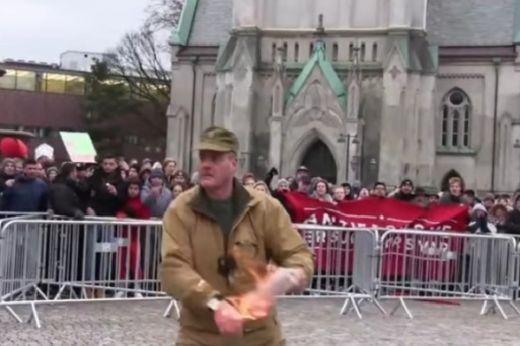 Alquran Dibakar, Indonesia Sampaikan Ini pada Norwegia
