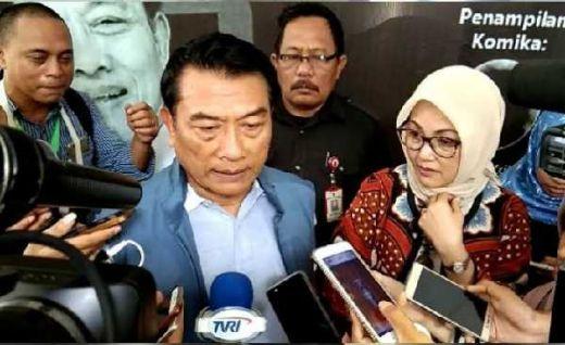 Moeldoko Ajak Generasi Muda Indonesia Bersaing dengan China