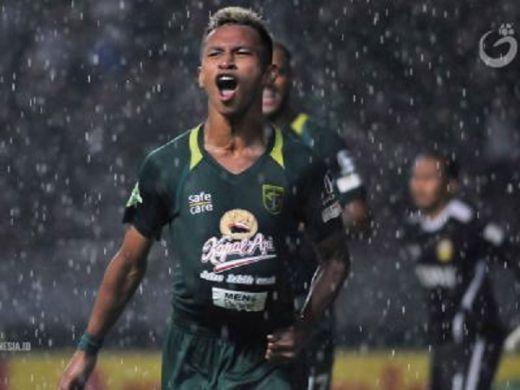 Osvaldo Sumbang Gol Saat Indonesia Kalahkan Thailand