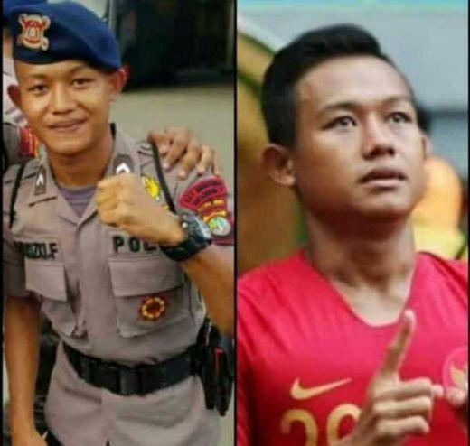 Ini Dia, Anggota Polri sang Pahlawan Timnas di Laga Final Piala AFF U-22