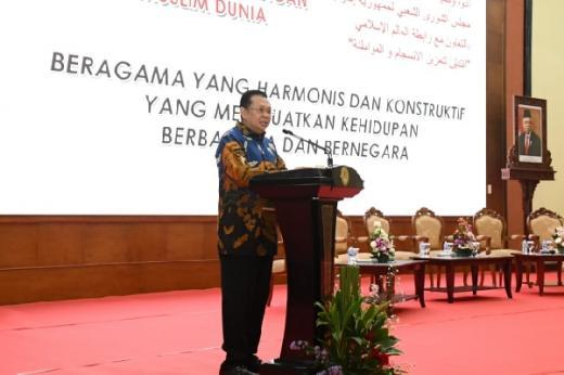 Bamsoet Harap Pemerintah Arab Saudi Kaji Lagi Kebijakan Penghentian Umrah Jamaah Indonesia