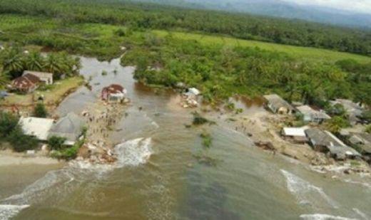 Diterjang Banjir Bandang, 4 Warga Padangsidimpuan Tewas dan 1 Hilang