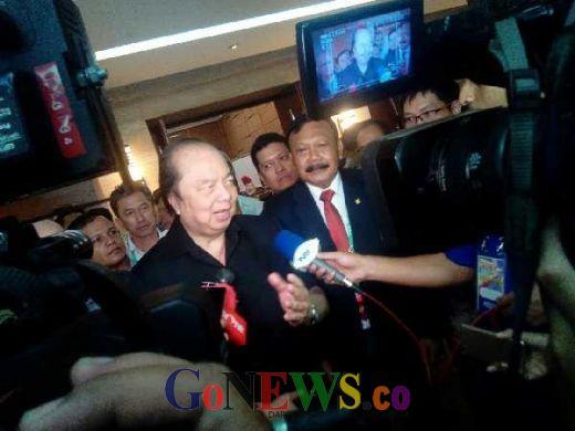 Hasil Munaslub, Dato Sri Tahir Kembali Kuasai PTMSI, Oegroseno Tetap Tak Mengakui
