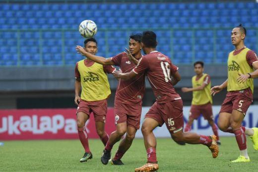 Lawan Kalteng Putra FC, Persija Kehilangan Novri dan Sandi