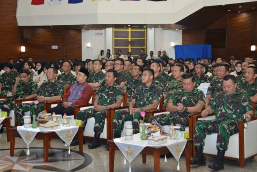Pati TNI AL Ikuti Kegiatan Lecture Night Bahas Amphibious Capability And Regional Security