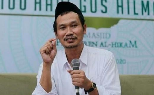 Gus Baha Sebut FPI Ahlussunah dan Habib Rizieq Shihab Dzuriyah Rasul