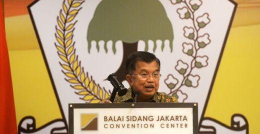 Setnov Tersandung Kasus e-KTP dan Dicekal, Jusuf Kalla Sarankan Golkar Gelar Munas