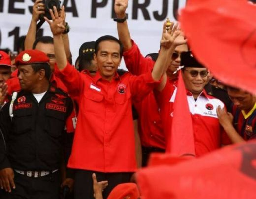 Megawati Pensiun, Jokowi Dinilai Layak Pimpin PDIP