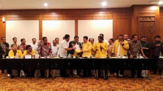 Hembuskan Wacana Pencopotan Ketum Golkar, Yorrys Terancam Sanksi Partai