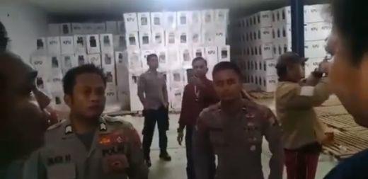 Penyebar Video di Gudang KPU Bekasi Bakal Dipenjara