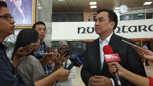 Pemilu 2019 Karut Marut, Effendi Simbolon: Yang Salah Kami di Senayan