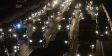 4.041 Kendaraan Dipaksa Putar Balik Tiga Hari Penerapan Larangan Mudik