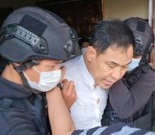Mantan Petinggi FPI Munarman Ditangkap Tim Densus 88 Polri