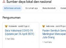 3,5 Juta Dolar AS untuk Indonesia, Termasuk untuk Atasi Kesalahan Informasi