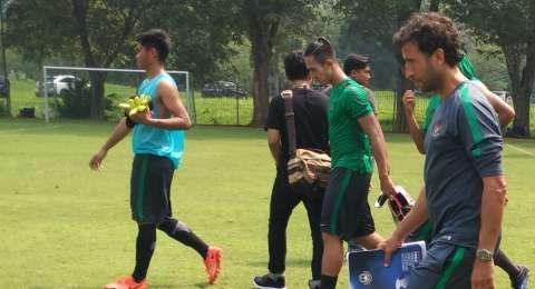 Hormati Pemain Muslim, Luis Milla Ajak Pemain Timnas U-22 Latihan Malam Hari