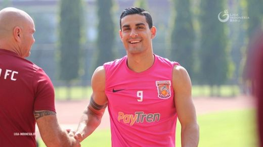 Eliandy dan Conti Dituntut Tampil Moncer Hadapi Madura United FC