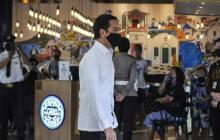 Setalah Jokowi Kunjungi Mal dan Stasiun, DPR Tanya: Kapan Bapak Kunjungi Masjid?