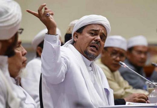 Rencana New Normal, Habib Rizieq Shihab Berharap Tak Hanya Untungkan Pengusaha Besar