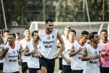 Persiapan Bali United FC Semakin Matang Hadapi AFC Cup 2021