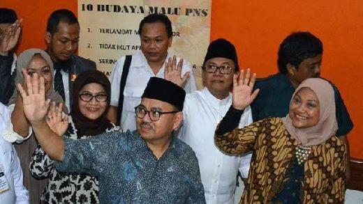 Survei Exit Poll LKPI, Paslon Sudirman-Ida Berpeluang Besar Pimpin Jawa Tengah