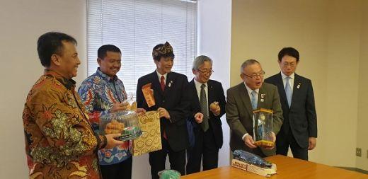 Sumedang Rajut Kerjasama Dengan Kota Kawachinagano Jepang