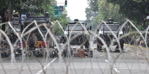 13 Ribu Personel Amankan Sidang MK, Polisi Pastikan Tak Ada Senjata Api