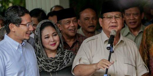 Sidang Putusan Sengketa Pilpres, Prabowo Minta Pendukung Tak Datang ke MK