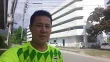 Lukman, Terbuang ke Malaysia Hingga Thailand