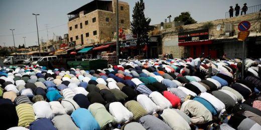 Israel Cabut Kamera Pengawas, Mufti Yerusalem Imbau Kembali Shalat di Masjid Al-Aqsa