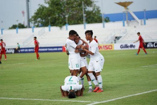 Timnas Indonesia Taklukkan Vietnam di Laga Perdana