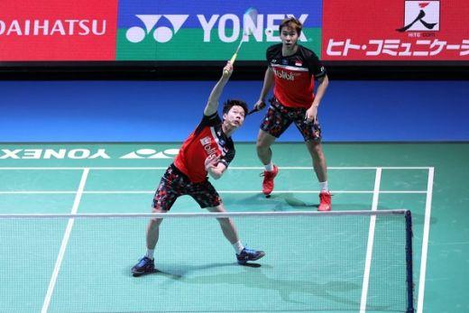 Kevin-Marcus Susul Hendra/Ahsan ke Semifinal